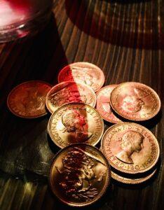 Χρυσές Λίρες - Sovereign Elisabeth